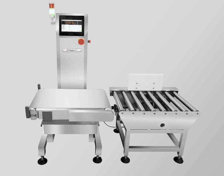 Online Production Line Automatic Check Weight Sorting Digital Weighing Machine