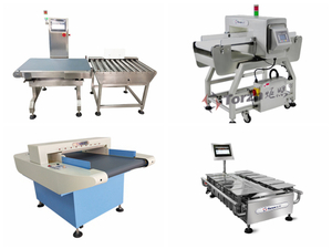 Conveyor Check Weigher Machine for Small Packaged Product