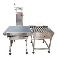 Factors affecting the accuracy of online checkweighers: