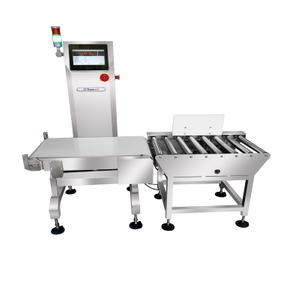High Accuracy Automatic Conveyor Inline Check Weigher