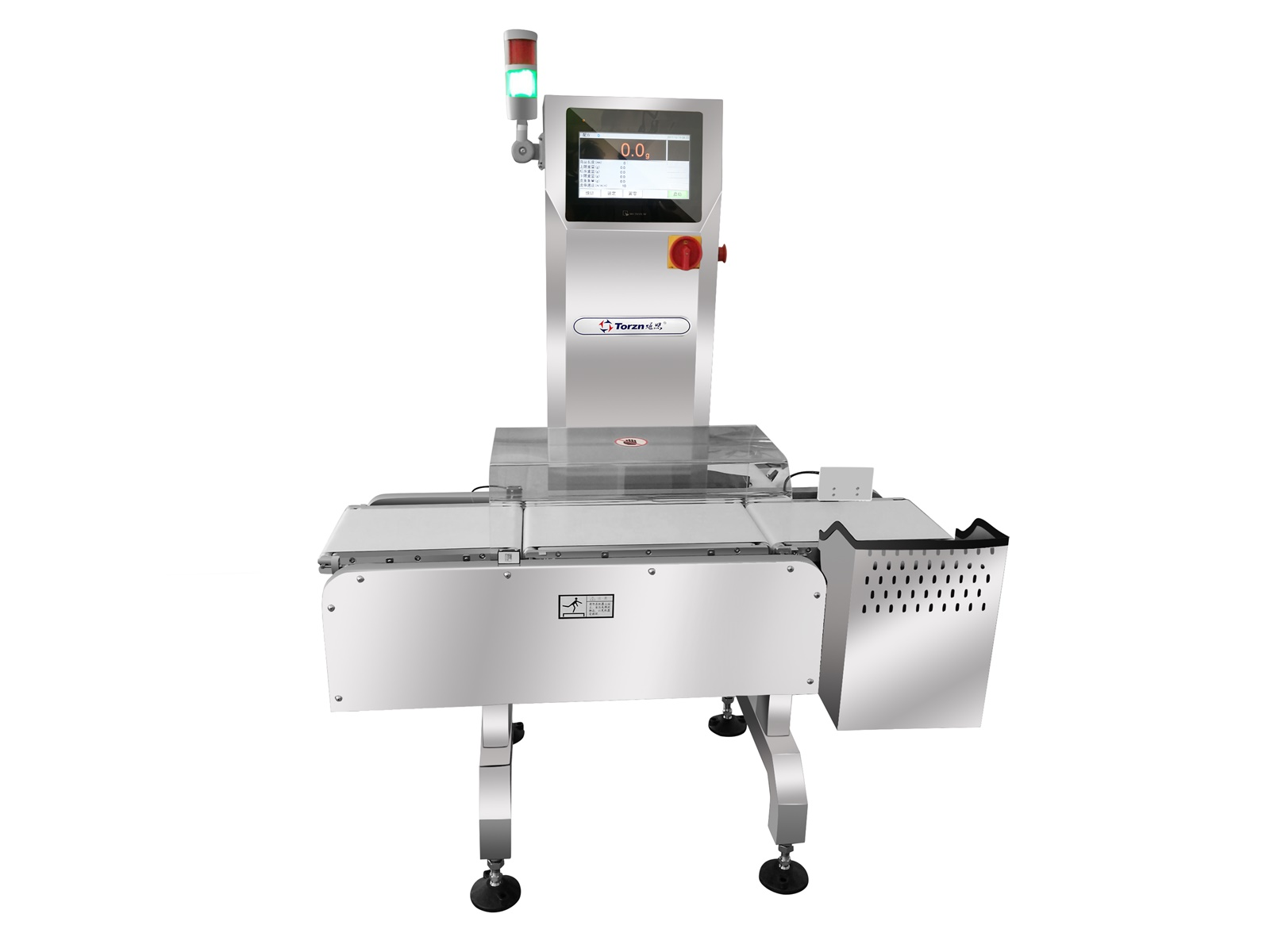 Conection Network High Aurracy Checkweighers