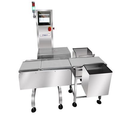 Powder Packing Machine Produce Line Automatic Check Weigher Machine